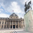 Постер, плакат: PARIS FRANCE AUGUST 01: Monument to Marshal Joffre near the E