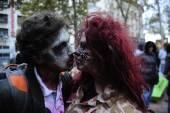 Belgrade zombie walk — Stock Photo