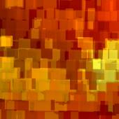 Abstract Orange Background For Design Artworks - Wallpaper Pattern - Overlapping Squares Concept Illustration - Repeating Geometric Tiles - Internet Web Business Or Letterhead Paper Backdrop - Repetit — Stock Photo