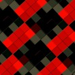 Red Grey Black Tiles Pattern. Abstract Texture Design. Geometric Art Illustration. Decorative Background Elements. Beautiful Modern Wallpaper. Web Page Graphic. Textured Christmas Paper. Element. — Stock Photo #70102669