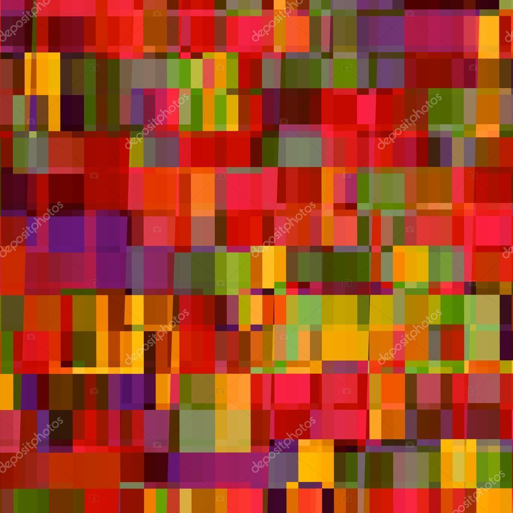 Abstrakt färgstarka bakgrund illustration. Modern digital konst ...