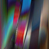 Abstrakt vektor teknisk bakgrund — Stockvektor