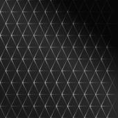 Black pattern background — Stock Vector