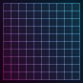 Metallic background with square pattern — Stockvector