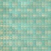 Modèle abstrait vert. — Vecteur