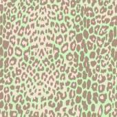 Leopard fabric texture — Stock Vector