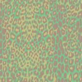 Grünen Jaguar entdeckt Hintergrund. — Stockvektor