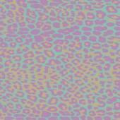 Leopardí kůže vzor — Stock vektor