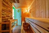 Sauna — Foto Stock