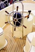 Speedboat detail — Stock Photo