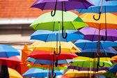カラフルな傘 — ストック写真