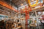 Ropné rafinerie — Stock fotografie