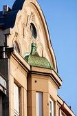 Detalles de fachada — Foto de Stock
