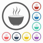 Bowl icon — 图库矢量图片