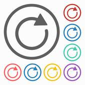 Icona di aggiornamento — Vettoriale Stock
