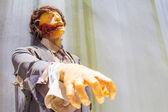 Zombie  man — Stock Photo
