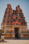Old ruins of Hampi, Karnataka, India — Stock Photo
