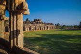 Old ruins of Hampi, Karnataka, India — Stock Photo