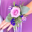 Floristic composition in vintage style. The Provence. Bridesmaid — Stock Photo #52146955