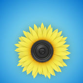 Música de verano — Foto de Stock