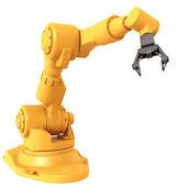 Robot industriale — Foto Stock