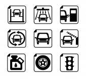 Car service  — Stok Vektör