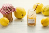 Quince Marmalade — Stock Photo