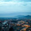 Evening view of Salzburg — Stock Photo #52477101