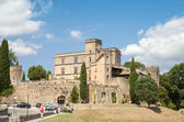 Castle of Lourmarin — Stock Photo