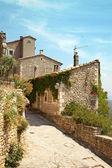 Street of Roussillon — Stock Photo