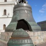 Tsar Bell, Moscow Kremlin — Stock Photo #57445277