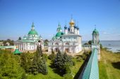 Spaso-yakovlevsky klooster — Stockfoto