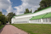 American orangery in Kuskovo park — Stock Photo