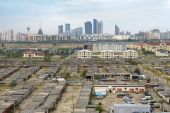 View of the Astana city — Stock Photo