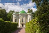 House of hermit in Kuskovo park — Stock Photo