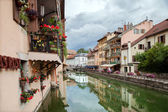 Annecy town — Stock Photo