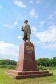 Monument Michurin in Russia — Stock Photo