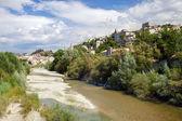Vaison-la-Romaine in Provence — Стоковое фото