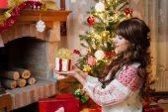 Presents for Christmas — Stock Photo