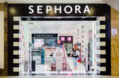 IASI, ROMANIA: 07, JULY 2015: Sephora store — Stock Photo