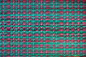 Plastic mats pattern — Stock Photo