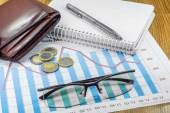 Plano de negócios — Foto Stock