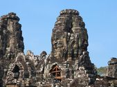 Cambodia landmark — Stock Photo