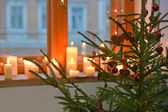 Christmas atmosphere — Foto Stock