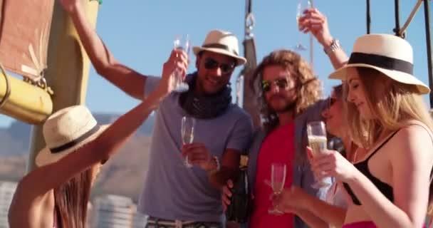 вечеринки на яхте видео