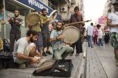 Street music — Stock Photo