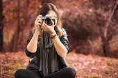 Photographer — Zdjęcie stockowe