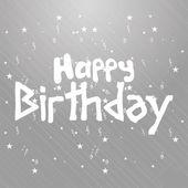 Happy birthday — Vecteur