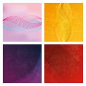Backgrounds — Stock Vector