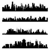 Skyline — Stock Vector